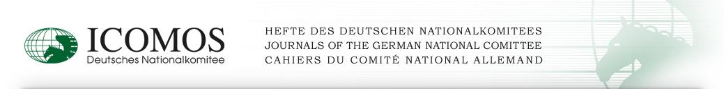 ICOMOS - Hefte des deutschen Nationalkomitees