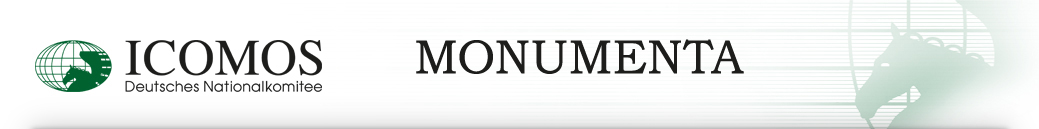 Monumenta - ICOMOS Deutsches Nationalkomitee