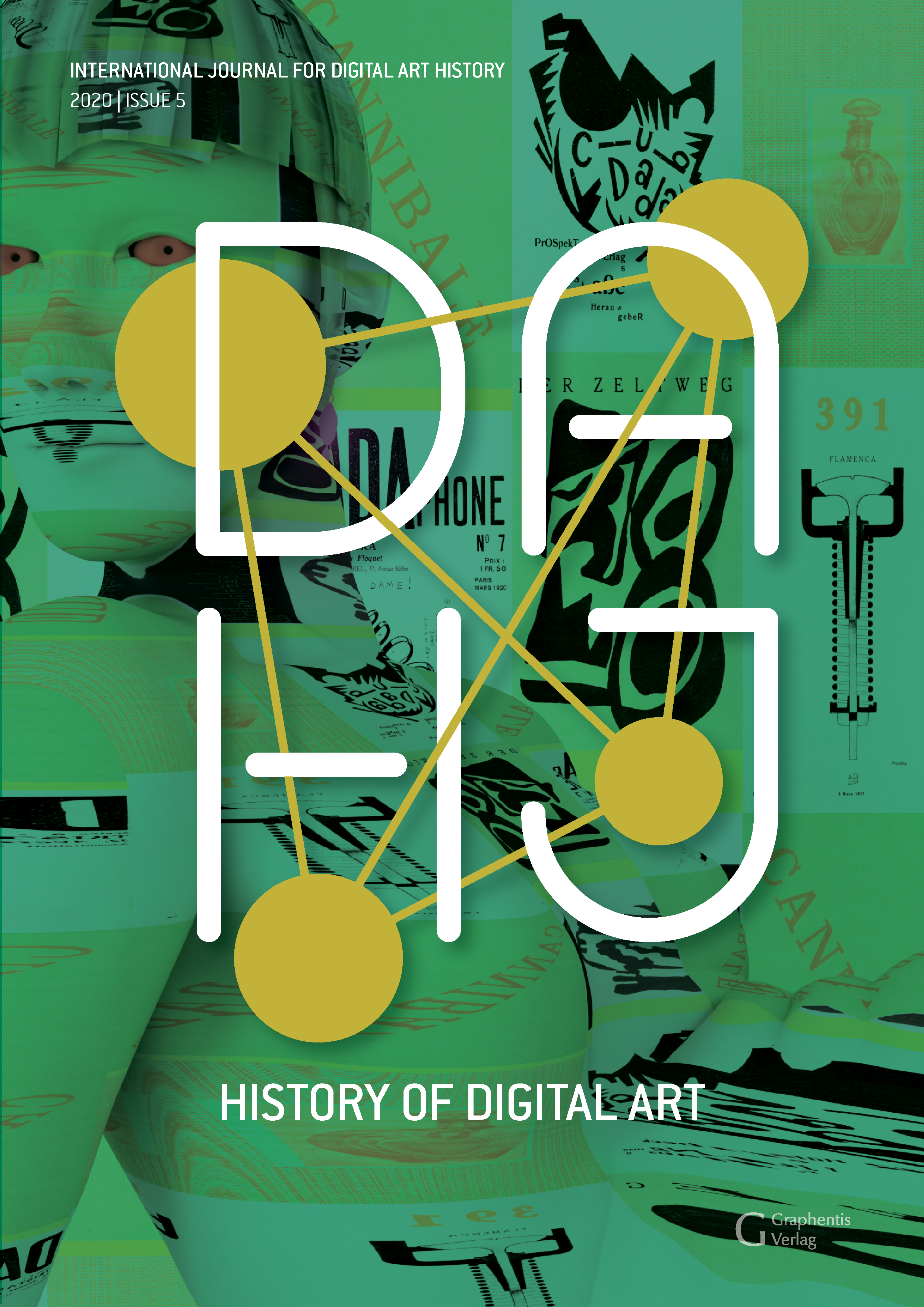 DAHJ #5: History of Digital Art