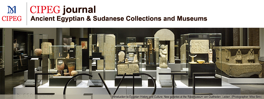 CIPEG-Journal - Ancient Egyptian & Sudanese Collections and Museums