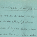 Max Dvořáks Manuskript für einen Vortrag über Michelangelos Jüngstes Gericht, 1911. Archiv des Instituts für Kunstgeschichte an der Universität Wien, Nachlass Max Dvořák